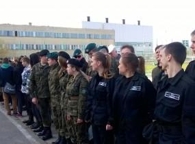 """ZSRCKU - ,,Sprawni jak żołnierze 2015"""""""