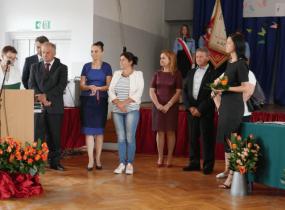 ZSRCKU - Uroczyste zakończenie roku szkolnego 2016/17