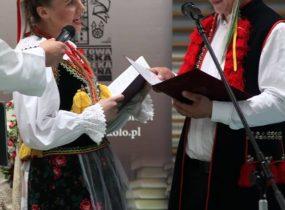 """ZSRCKU - Narodowe czytanie """"Wesela"""" Stanisława Wyspiańskiego"""