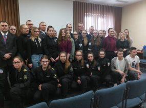 """ZSRCKU - """"Policjanci w służbie historii"""""""