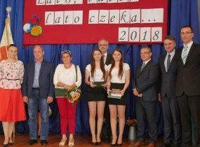 ZSRCKU - Zakończenie roku szkolnego