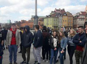 ZSRCKU - Wycieczka do Warszawy