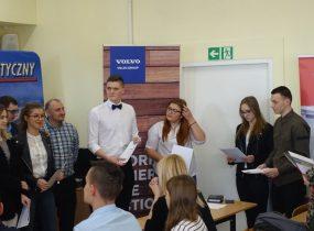 ZSRCKU - Uczennica ZSRCKU finalistą Ogólnopolskiej Olimpiady Logistycznej