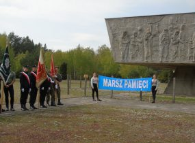ZSRCKU - VII Marsz Pamięci w Chełmnie