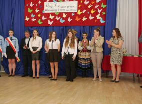ZSRCKU - Zakończenie roku szkolnego maturzystów