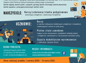 ZSRCKU - Ze szkoły na rynek pracy