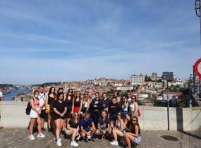 ZSRCKU - Kolejna grupa uczniów poznaje Europę…